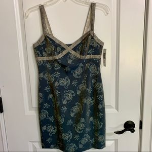 Laundry By Shelli Segal Cocktail Dress NWT